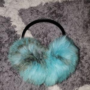 Accessories - Real fox ear muffs